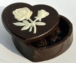 Decor Saga Brown, White Delicious Chocolate Gifts