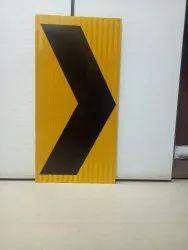Chevron Sign Board