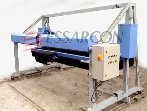Semi-Automatic AAC Block Manufacturing Plant
