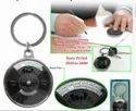 50 Years Metal Calendar Keychain