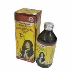 Swarnakshree Mahabhringraj Oil