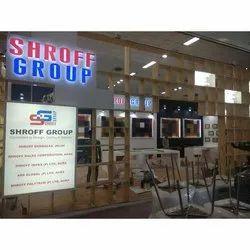 Exhibition Advertisement Interior Designing Service