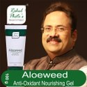 100 gm Rahul Phate''s Aloeweed Anti-Oxidant Micro Nourishing Gel