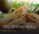 Veg Spring Roll