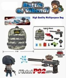 Players Battle Ground Toy Series PUB G Back Pack