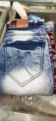 Nero Cut Jeans