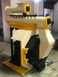 Automatic Poultry Feed Pellet Mill, 2 tph