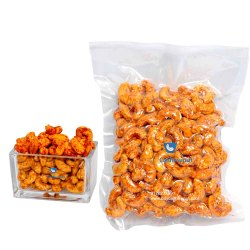 Masala Roasted Chilli Cashew Nuts, Packaging Size: 1 Kg, Packaging Type: 1kg Pack