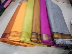 Magalgiri Nizam Border Fabric Dress Material