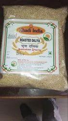 Khadi India Roasted Daliya, Packaging Type: Packet