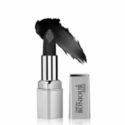 Coat Me Bonjour Paris Metallic Shine Black Lipstick-S31