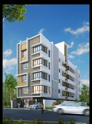 10 Commercial Residential Building Construction Services, in India