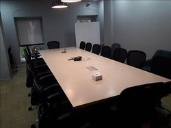 Custom PLB Conference Table, For Corporate Office