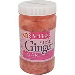 Sushi Ginger (Shouga) Pink 1 Kg