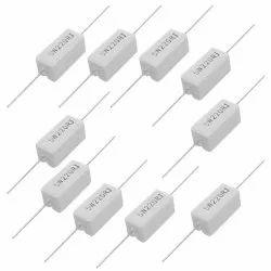 Through Hole Ceramic Resistors