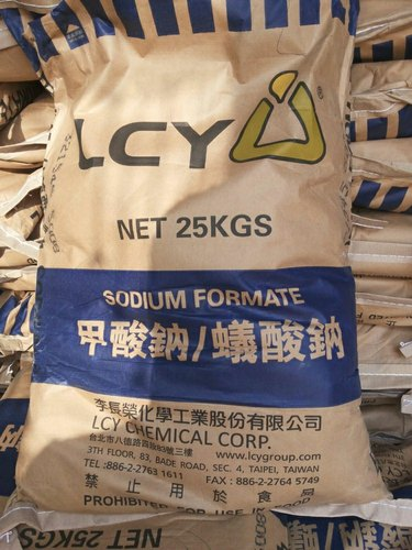 Sodium Formate Taiwan