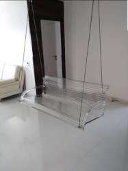 Fixed Acrylic Swing Jhula