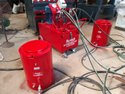 Hydraulic Post Tensioning Unit 4 Cylinders
