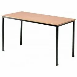 Wooden Top Classroom Table