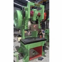 30 Ton Pillar Type Power Press Machine