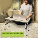 Parasnath Hi-Tech Height Adjustable Foldable Multi-Function Portable Laptop Table