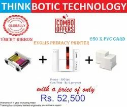 Evolis Primacy  Printer Combo pack