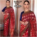 Silk Party Wear Saree