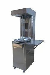 Chicken Shawarma Grill Machine