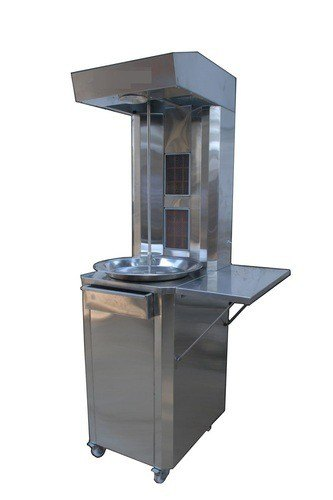 Chicken Shawarma Grill Machine