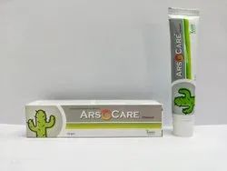 Arsocare Ointment, Treatment: Piles, Packaging Type: Tube