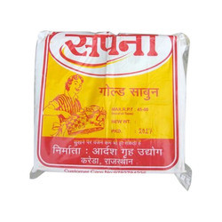 Packet Mera Sapna Dishwash Bar, Pack Size: 1 Kg
