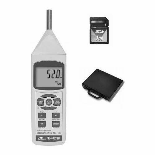 Lutron Sl 4033sd Sound Level Meter