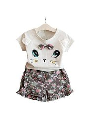 Ecovera Garments Kids Shorts Set