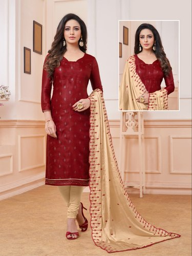 Pr Fashion Launched Dress Material For Your Semi-Casuals Wear