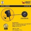 CH 597-V8 Rapid Charger