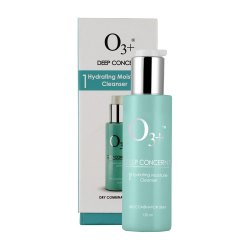 O3 Deep Concerns Hydrating Moisture Cleanser, 120ml