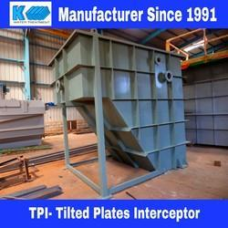 Water Treatment Plate Interceptors
