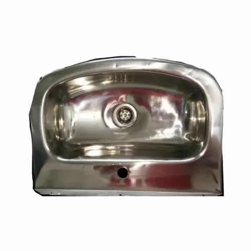 Stainless Steel Regular Pads Wash Basin