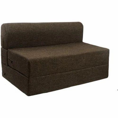 black ep plus foam sofa cum bed rs 3500 piece garg mattresses rh indiamart com foam sofa bed nz foam sofa bed nz