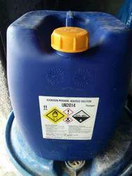 Liquid Hydrogen Peroxide, Grade Standard: Industrial