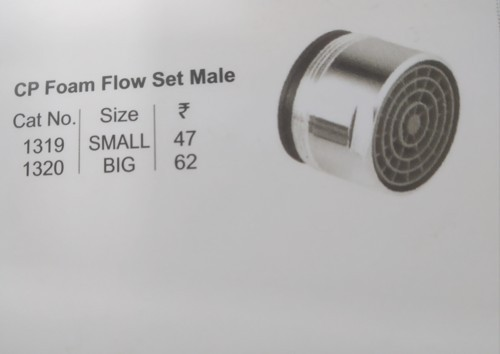 CP Foam Flow Male