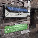 54 LED Solar Motion Sensor Wall Light