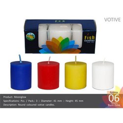 Moonglow Votive Candles