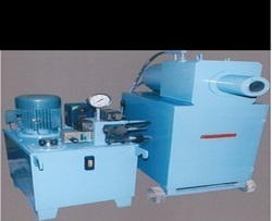Rebar Couplers Forging Machine
