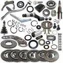 Lambretta Gear Box & Kick Starter Parts For GP LI TV SX Vijay Super Scooter