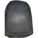 Canvas Plain Printed School Bag