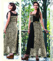 Fancy Ladies Designer Georgette Kurtis