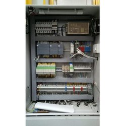 Single Phase PLC Automation Control Panel