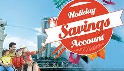 Holiday Savings Account