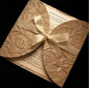 Attractive & Expensive Wedding Card